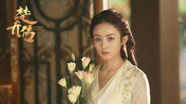 10 phim cổ trang nữ chủ có lượt xem khủng nhất: Triệu Lệ Dĩnh vượt mặt Châu Tấn và Tôn Lệ - Ảnh 4.