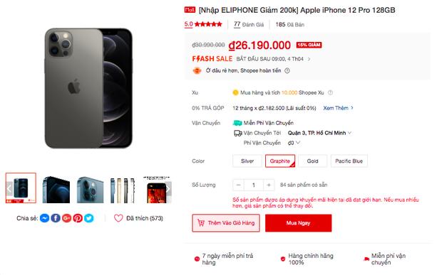 Nhiều sản phẩm Apple đang được giảm giá tới 50% trong ngày hội siêu sale 4/4 - Ảnh 11.