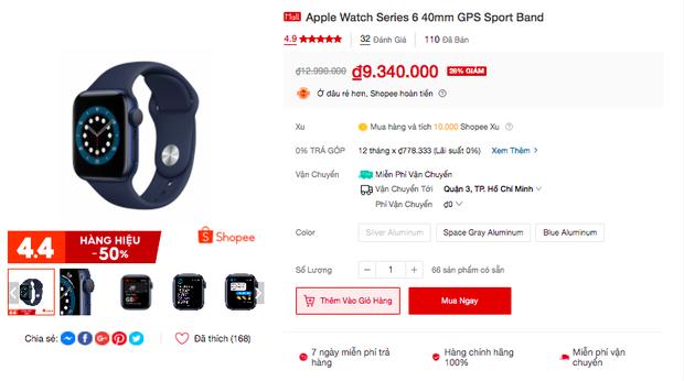 Nhiều sản phẩm Apple đang được giảm giá tới 50% trong ngày hội siêu sale 4/4 - Ảnh 7.