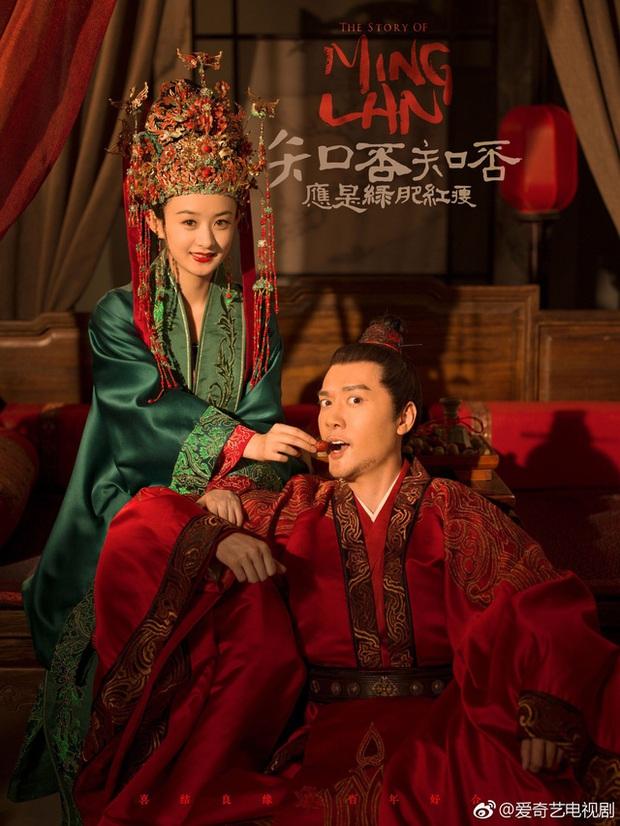 10 phim cổ trang nữ chủ có lượt xem khủng nhất: Triệu Lệ Dĩnh vượt mặt Châu Tấn và Tôn Lệ - Ảnh 3.