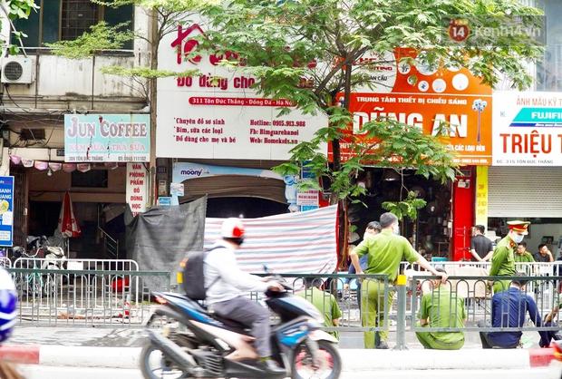 Danh tính 4 người trong gia đình tử vong vì cháy nhà trên phố Hà Nội: Có 1 phụ nữ mang thai và 1 bé gái 10 tuổi - Ảnh 1.