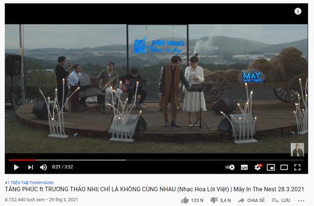 Chân dung chủ nhân top 1 trending YouTube đánh bại Đen Vâu - Binz: Người là chàng thơ của Hương Tràm, người từng cà khịa Sơn Tùng - Ảnh 2.