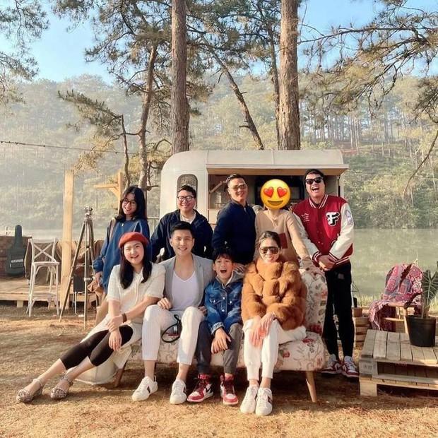 Lệ Quyên và tình trẻ Lâm Bảo Châu cùng tổ chức sinh nhật cho con trai, ngày càng ra dáng gia đình nhỏ Vbiz rồi đây - Ảnh 8.