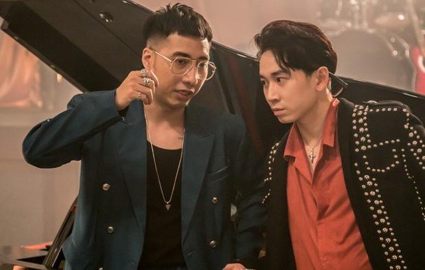 Dàn giám khảo Rap Việt cùng hội ngộ cạnh tranh ngôi Quán quân, Jack liệu có giữ vững ngôi vương trên HOT14 Weekly? - Ảnh 8.
