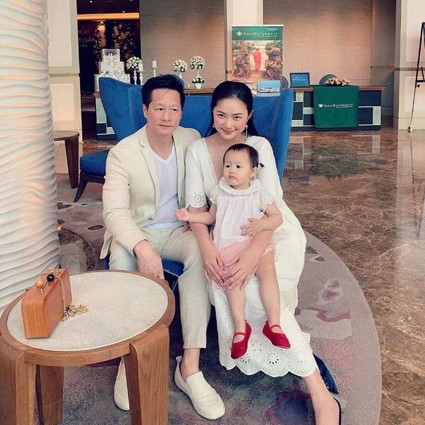 Cuộc sống được chồng đại gia cung phụng như bà hoàng của Phan Như Thảo - Ảnh 3.