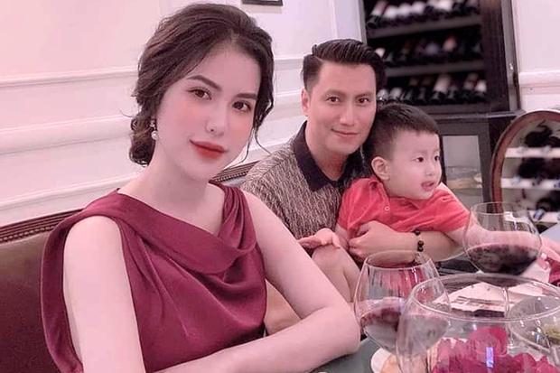 Đang yên lành, vợ cũ Việt Anh bỗng đăng đàn cực căng tố ai đó cướp quyền nuôi con? - Ảnh 3.