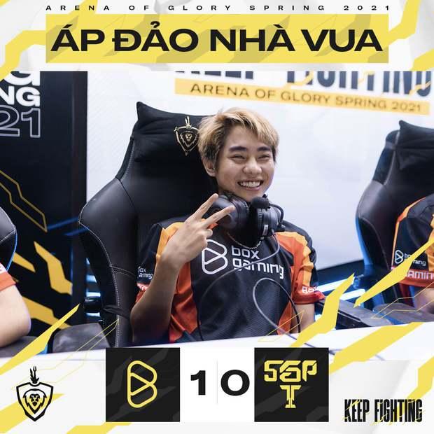 Saigon Phantom bất ngờ thất bại trước BOX Gaming, bị Team Flash phả hơi nóng ngay phía sau - Ảnh 1.