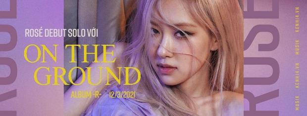 MV Gone chính thức phát hành: Rosé (BLACKPINK) hoá sầu nữ sau chia tay, diễn xuất và visual điểm 10! - Ảnh 9.