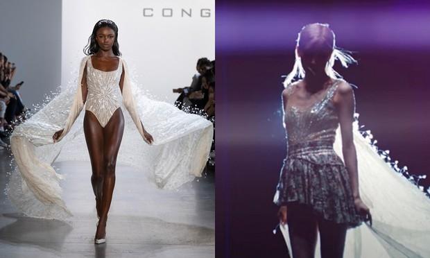 HOT: Rosé tiếp tục mặc đồ Công Trí trong MV Gone! - Ảnh 4.
