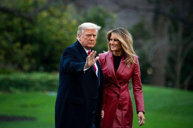 Hoá ra tin đồn cựu Tổng thống Mỹ Donald Trump và phu nhân ngủ riêng phòng là có thật, nhưng lý do đằng sau lại khác xa đồn đoán - Ảnh 3.