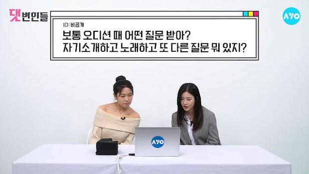 HLV Kpop hé lộ câu hỏi casting idol: Không chỉ hỏi về hình mẫu và ước mơ mà còn đi sâu hơn vào vấn đề bạo lực học đường - Ảnh 1.