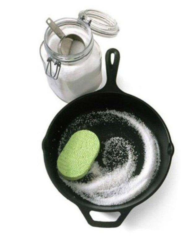 10 mẹo để bạn làm sạch mọi thứ trong nhà, cân đủ từ bếp đến bàn ủi - Ảnh 10.