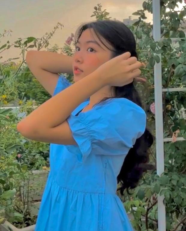 Ngắm trọn visual của Lọ Lem - con gái lớn nhà Quyền Linh ở tuổi 16 được netizen gọi luôn Cinderella đời thật - Ảnh 1.