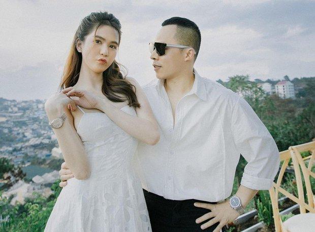 Vũ Khắc Tiệp tuyên bố thoát kiếp FA kèm ảnh tình tứ với Ngọc Trinh, netizen nghi cả hai chốt kèo cưới sau 10 năm friendzone - Ảnh 3.