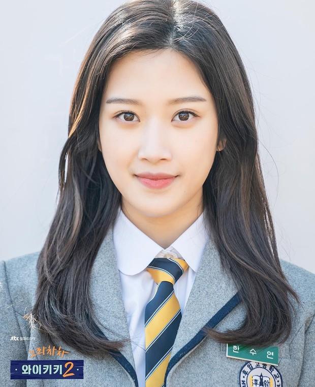 Mỹ nhân True Beauty khiến netizen chưng hửng bởi kiểu tóc thật lạ: Lạ thì có nhưng xinh thì tôi không chắc! - Ảnh 2.
