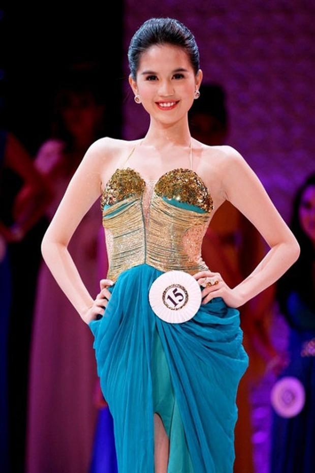 Thập kỷ lột xác của Ngọc Trinh: Người mẫu bị chê khi đi thi Hoa hậu giờ hóa nữ hoàng nội y, 16 năm chỉ thừa nhận sửa 1 chỗ - Ảnh 9.
