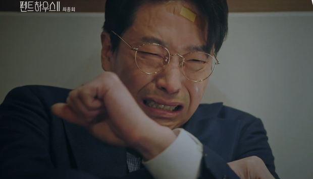 4 khoảnh khắc tình người hiếm hoi ở Penthouse 2: Đến ác ma Ju Dan Tae cũng từng gào khóc vì người thương - Ảnh 6.