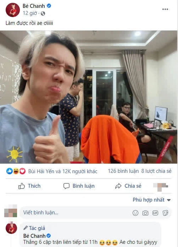Tự khoe kỳ tích Tốc Chiến, Bé Chanh gáy khét trên fanpage và không quên cứa thêm vào nỗi đau của SBTC - Ảnh 2.