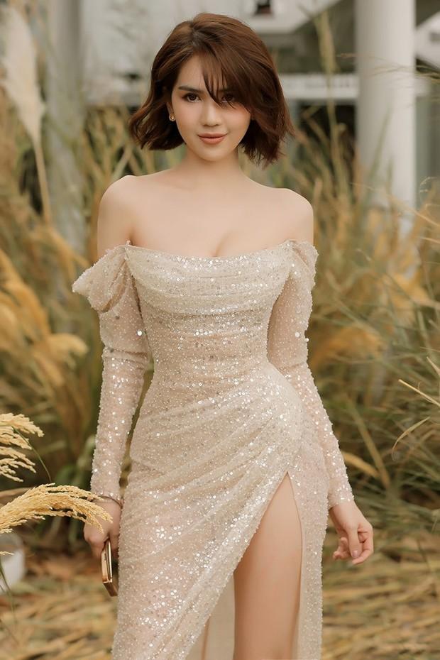 Clip phỏng vấn sau đăng quang Hoa hậu 10 năm trước của Ngọc Trinh: Body đẳng cấp từ xưa nhưng phát biểu ấp úng quá! - Ảnh 6.