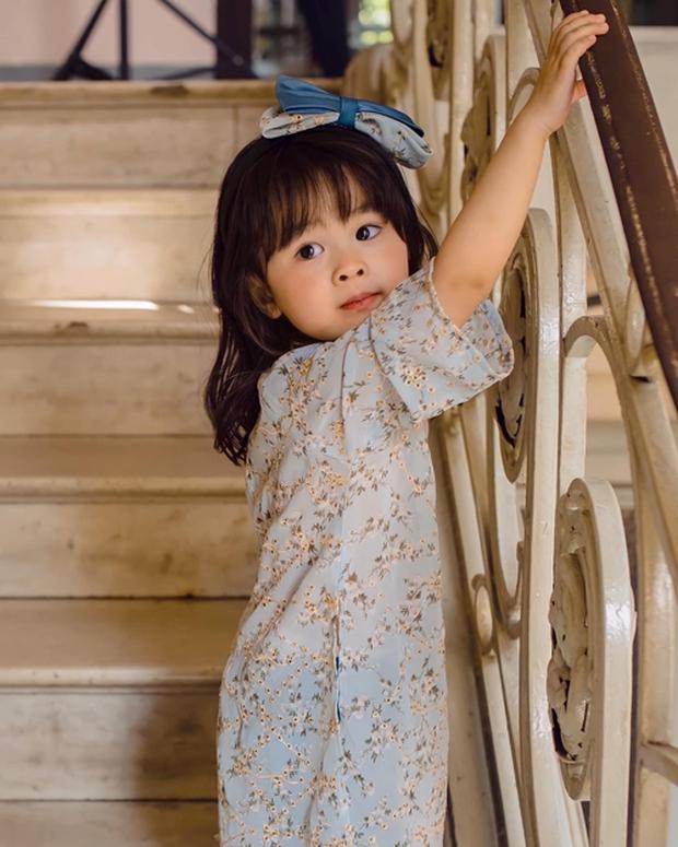 Tú Vi - Văn Anh khoe ảnh con gái tròn 3 tuổi xinh như thiên thần, tiết lộ sẽ cho con học một thứ đặc biệt khi vào lớp 1 - Ảnh 10.