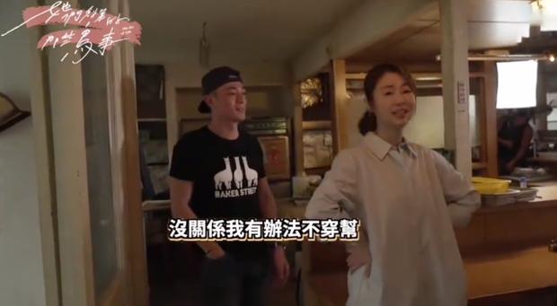 Hoắc Kiến Hoa bất ngờ đến tận phim trường thăm Lâm Tâm Như, nhìn thái độ là biết mê vợ tới nhường nào - Ảnh 4.