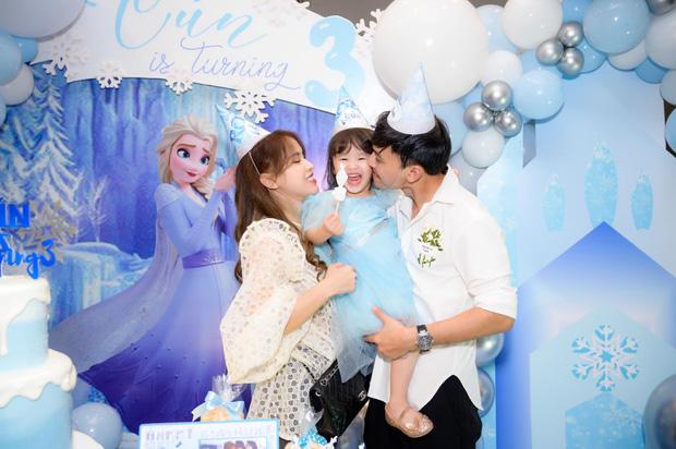 Tú Vi - Văn Anh khoe ảnh con gái tròn 3 tuổi xinh như thiên thần, tiết lộ sẽ cho con học một thứ đặc biệt khi vào lớp 1 - Ảnh 5.