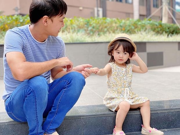 Tú Vi - Văn Anh khoe ảnh con gái tròn 3 tuổi xinh như thiên thần, tiết lộ sẽ cho con học một thứ đặc biệt khi vào lớp 1 - Ảnh 9.