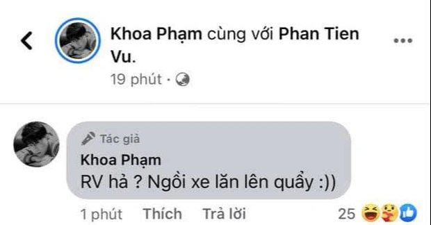Karik phải ngồi xe lăn sau khi gặp tai nạn té từ sân khấu xuống đất, chính thức lên tiếng về khả năng tham dự Rap Việt Concert - Ảnh 4.