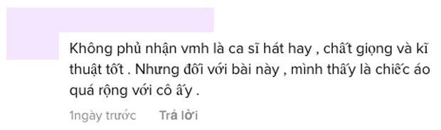 Văn Mai Hương bỗng gây tranh cãi khi hát tiếng Trung: Người khen đỉnh, kẻ chê khoác áo quá rộng - Ảnh 3.