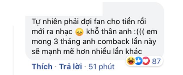 Jack bị cà khịa chờ fan quyên góp mới chịu tung MV, còn dấy lên nghi vấn muốn đụng độ đàn anh Sơn Tùng? - Ảnh 3.