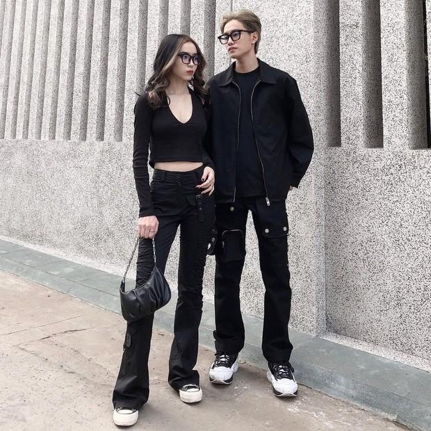Phỏng vấn nhanh 3 couple ăn mặc chất: Diện đồ đôi kiểu thần giao cách cảm, hé lộ tips phối đồ cùng những nơi mua sắm ổn áp nhất - Ảnh 8.