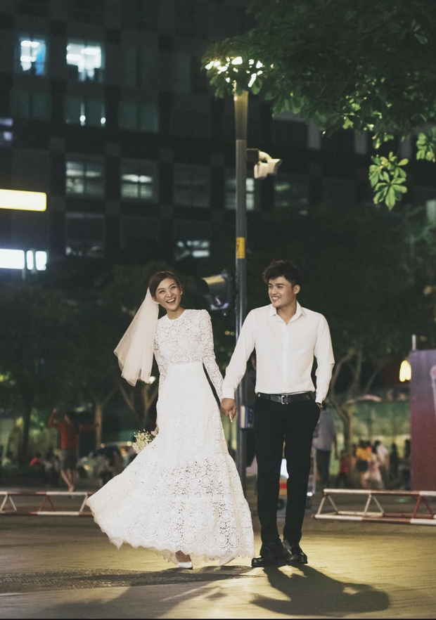 1 năm sau ngày cưới, cặp duy nhất kết hôn ở Người Ấy Là Ai vẫn khiến con dân ghen tỵ khi liên tục phát cẩu lương - Ảnh 6.