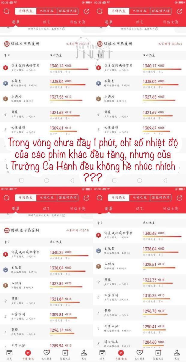Fan Địch Lệ Nhiệt Ba tố Tencent bỏ bê Trường Ca Hành làm phim flop, tên chị đẹp còn search mãi chả thấy? - Ảnh 5.