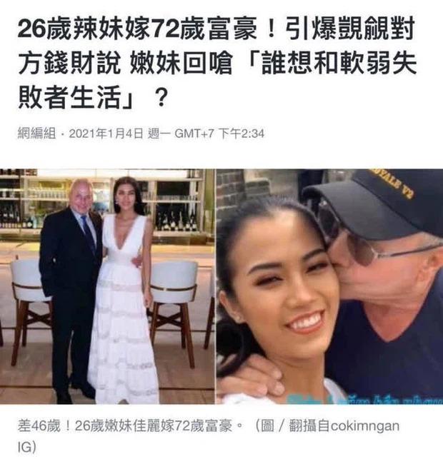 Hành trình gái Việt 26 tuổi yêu tỷ phú 72 tuổi: Quen chưa đầy nửa năm đã đính hôn, livestream công bố chia tay vì cãi lộn lần thứ n - Ảnh 11.