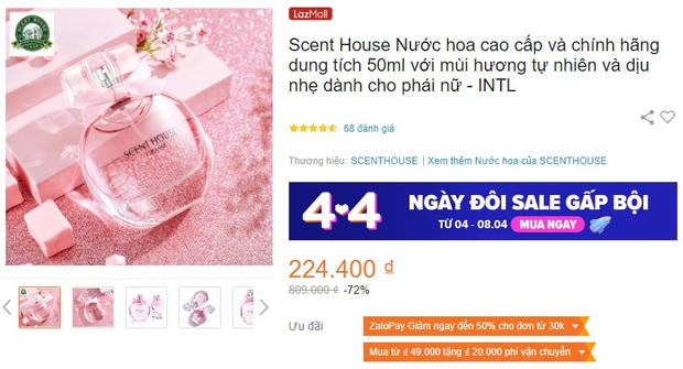 Loạt nước hoa ngon bổ rẻ đang sale chỉ từ 200k/chai full size, mua dùng mùa hè thì bao thơm - Ảnh 3.