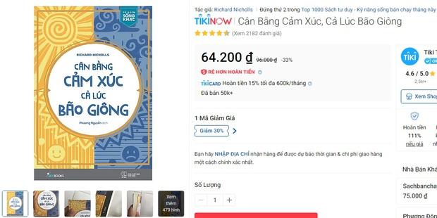 7 cuốn sách hay có khả năng thay đổi cuộc đời lại đang sale cực rẻ, bạn hãy tranh thủ mua ngay - Ảnh 3.