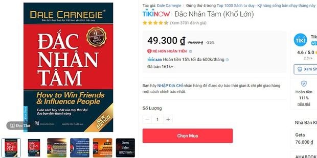 7 cuốn sách hay có khả năng thay đổi cuộc đời lại đang sale cực rẻ, bạn hãy tranh thủ mua ngay - Ảnh 7.