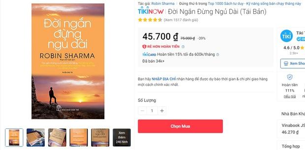 7 cuốn sách hay có khả năng thay đổi cuộc đời lại đang sale cực rẻ, bạn hãy tranh thủ mua ngay - Ảnh 11.
