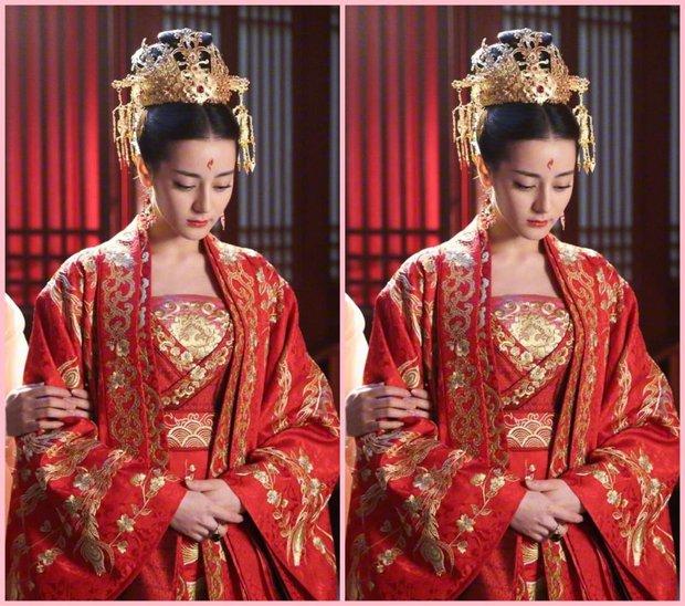 10 cô dâu Hoa ngữ đẹp nức nở sau lớp vải che mặt: Triệu Lệ Dĩnh - Lưu Diệc Phi cũng chào thua cặp đôi trùm cuối - Ảnh 4.