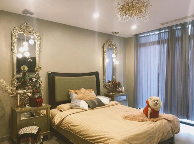 Nữ MC lùm xùm bậc nhất VTV ở nhà mặt phố sang chảnh, phòng riêng xịn như khách sạn 5 sao - Ảnh 2.