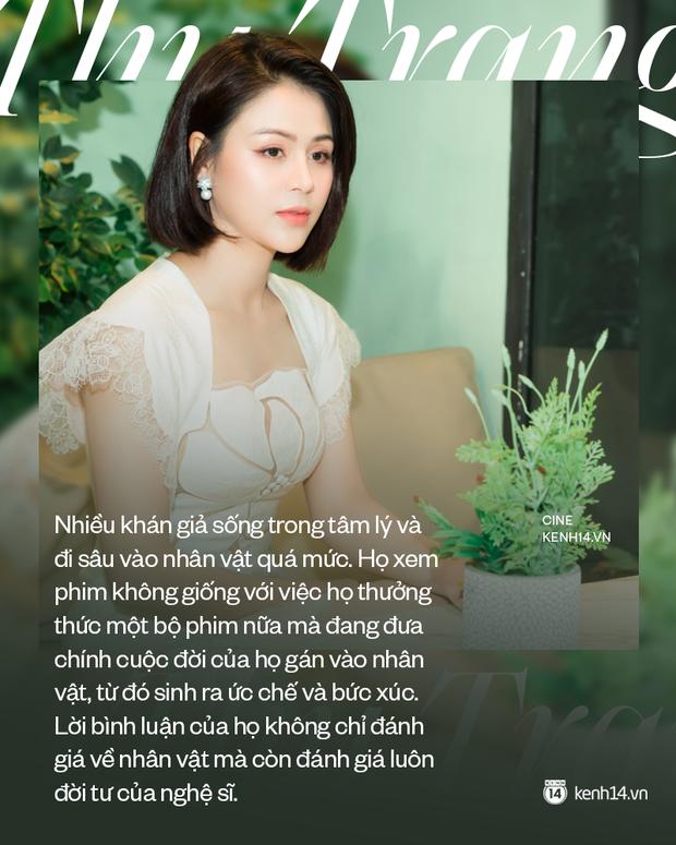 Thu Trang: Hướng Dương Ngược Nắng không hề cổ xúy tiểu tam mà đứng về phía những người phụ nữ đáng thương - Ảnh 3.