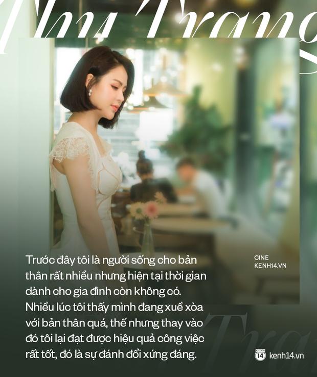 Thu Trang: Hướng Dương Ngược Nắng không hề cổ xúy tiểu tam mà đứng về phía những người phụ nữ đáng thương - Ảnh 13.