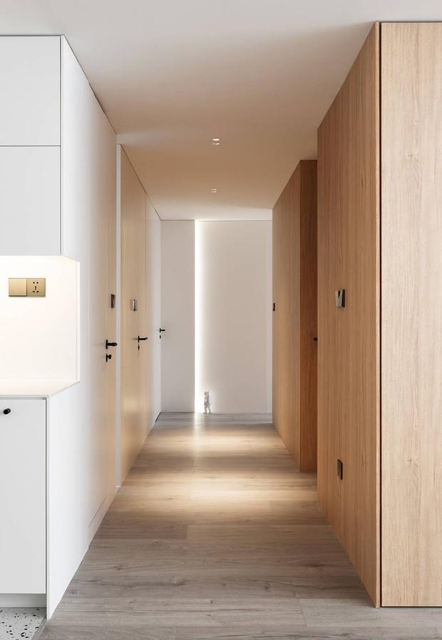Tân trang căn hộ 125m2, kỹ sư IT khiến hội cuồng công việc thấy là ghiền với phong cách tối giản đẹp tinh tế - Ảnh 6.