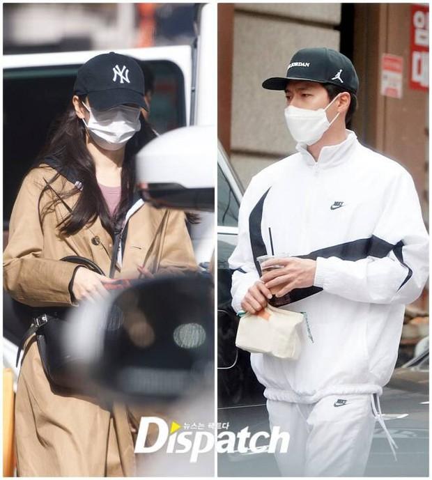 Chính chủ giấu nhẹm nhưng cú vọ vẫn soi ra Hyun Bin - Son Ye Jin hẹn hò, còn chụp ảnh tình tứ nhờ 2 chi tiết nhỏ - Ảnh 4.