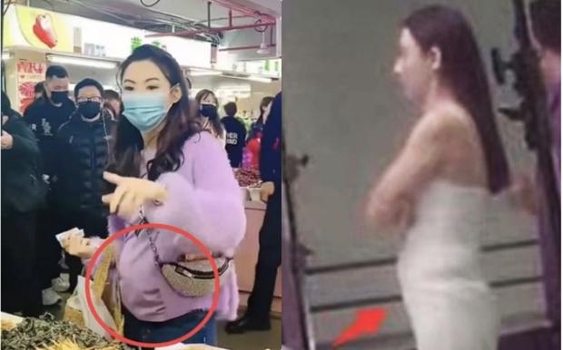 Tóm sống cảnh Tạ Đình Phong nắm tay Vương Phi tái hiện hình ảnh kinh điển 21 năm trước giữa nghi vấn Trương Bá Chi mang thai - Ảnh 8.
