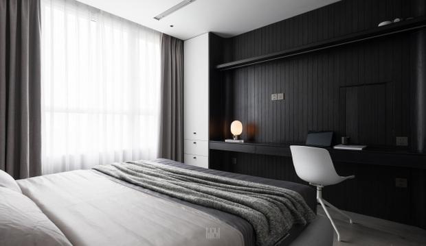 Tân trang căn hộ 125m2, kỹ sư IT khiến hội cuồng công việc thấy là ghiền với phong cách tối giản đẹp tinh tế - Ảnh 8.