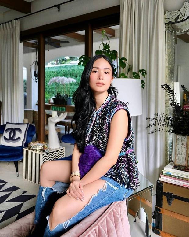Bạn thân Hà Tăng diện quần jeans mà dân tình xa lánh, lặp lại vết xe đổ từ style thảm họa của Hương Giang - Phượng Chanel - Ảnh 3.