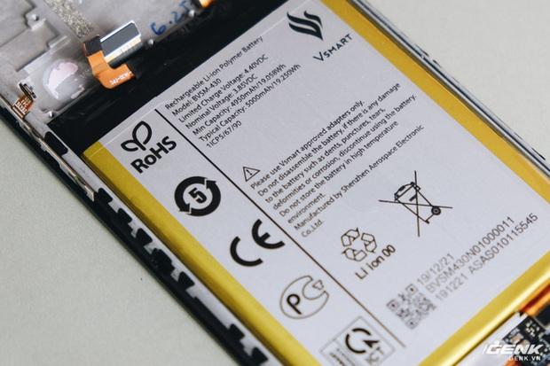 Vsmart Star 5 dùng pin do Vingroup tự sản xuất, không còn dựa vào nhà sản xuất bên ngoài - Ảnh 3.