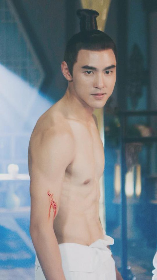 Fan khóc thét vì Lưu Hạo Nhiên lên cân, nhuộm tóc như trẻ nghé ở phim mới: Còn đâu Dư Hoài năm nào của chúng tôi! - Ảnh 5.