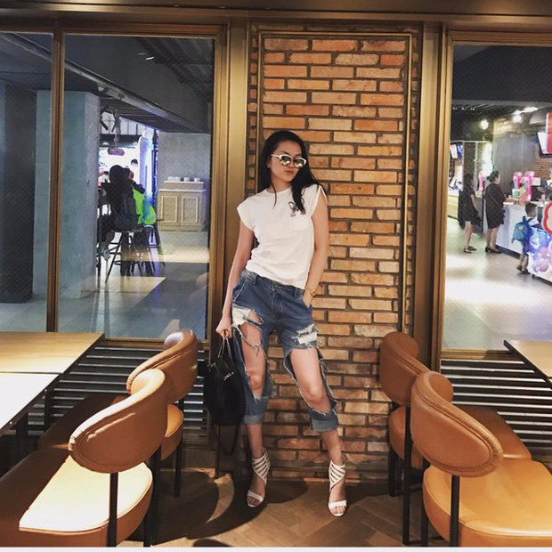 Bạn thân Hà Tăng diện quần jeans mà dân tình xa lánh, lặp lại vết xe đổ từ style thảm họa của Hương Giang - Phượng Chanel - Ảnh 8.